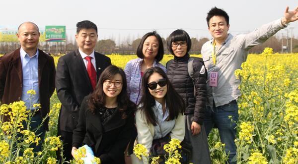 上海市欧美同学会 SORSA EXPRESS 快报 2017年第13期(总第402期)