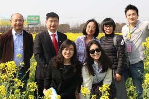 上海市欧美同学会 SORSA EXPRESS 快报