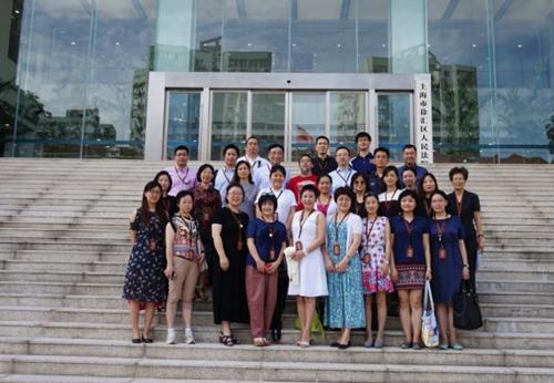 上海市欧美同学会 SORSA EXPRESS 快报 2017年第33期(总第422期)